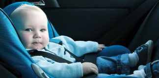 ways to make car rides with baby fun