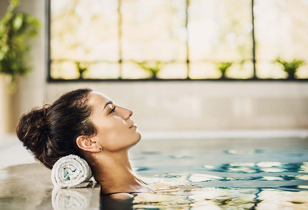 Avoid Any Hot Tub Related Treatments, Such As Steam, Sauna, or Jacuzzi