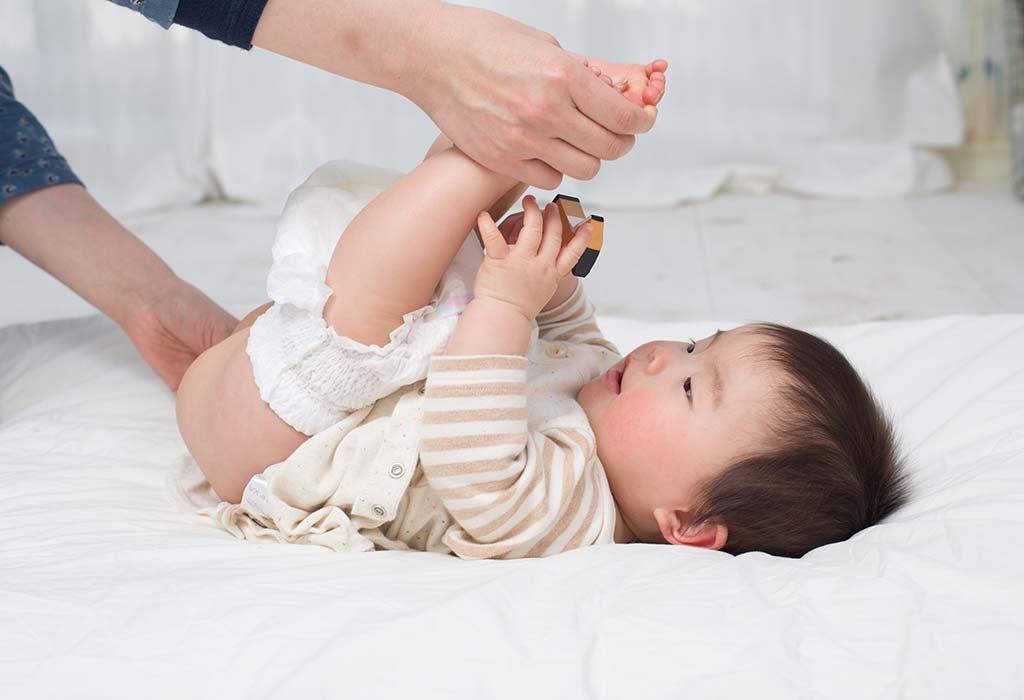 For Easing Diaper Rashes