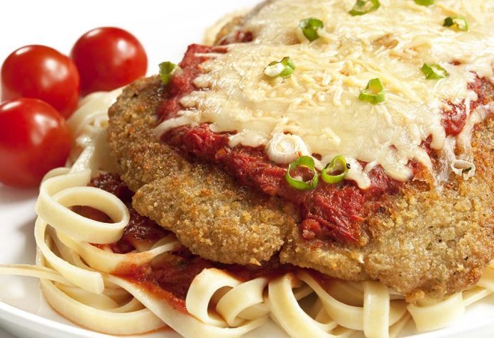 baked chicken parmesan recipe