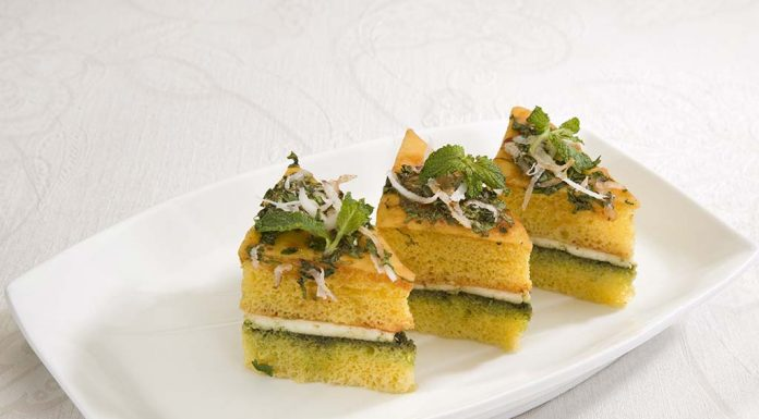 dhokla sandwich with cheese recipe