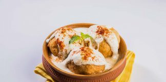 dahi bhalle chaat recipe