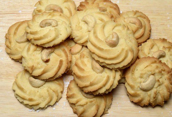 cardamom swirl butter cookies recipe