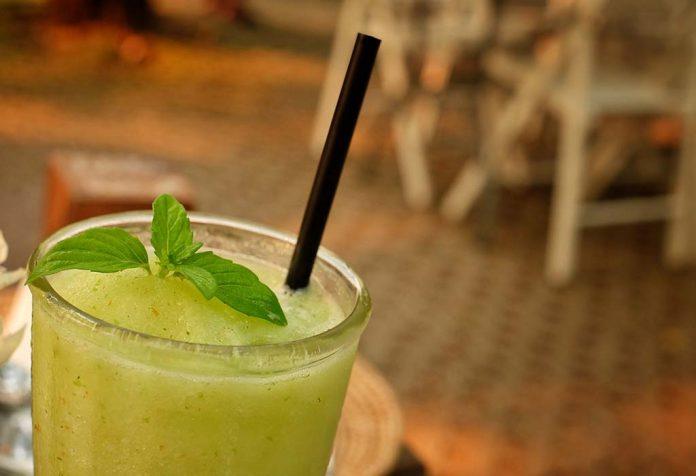 guava mint smoothie recipe