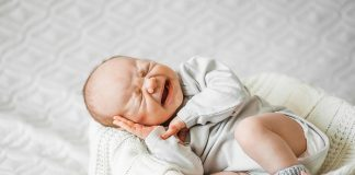 is crying good for your baby