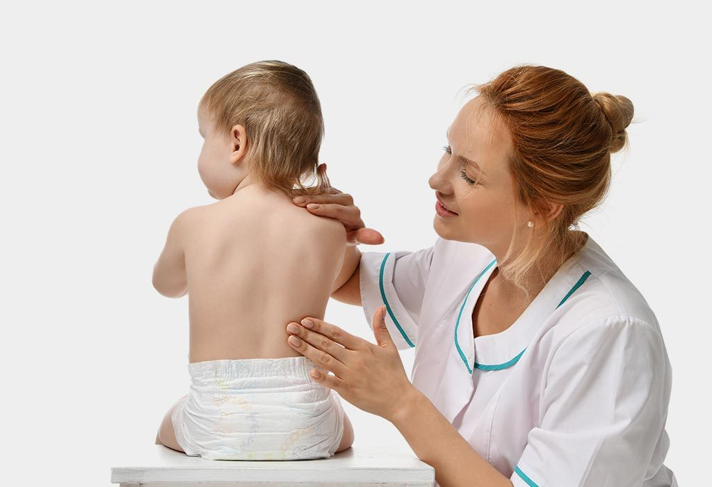Consult with a doctor to check if your child has scoliosis
