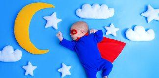 baby sleep chart