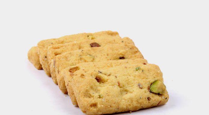 kesar pista cookies recipe