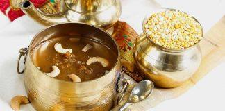 Moong Dal Payasam recipe