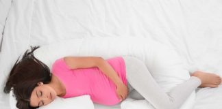 is sleeping on your right side safe during pregnancy