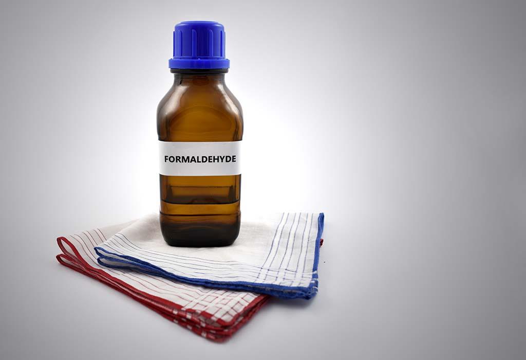 फॉर्मलडिहाइड