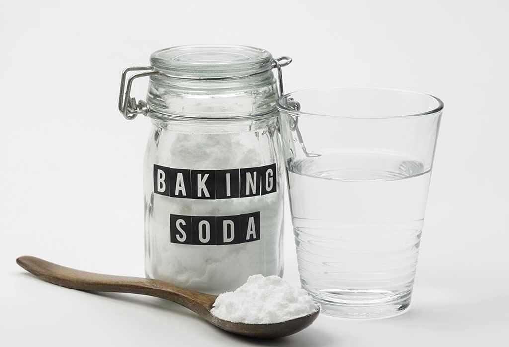 Baking Soda Rinse