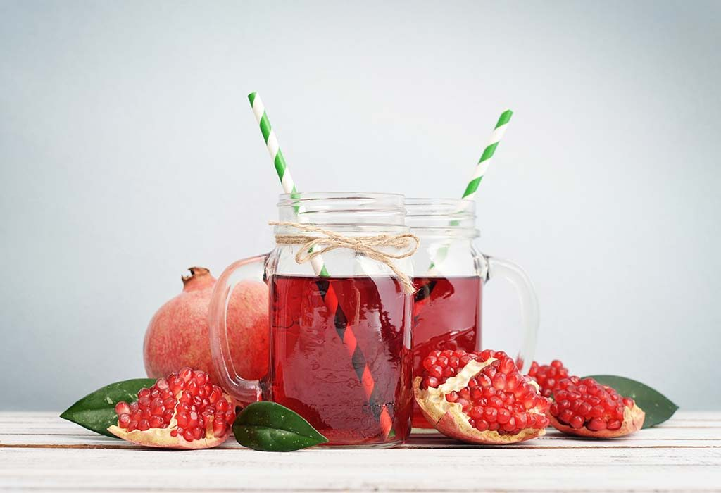 Pomegranate for Skin