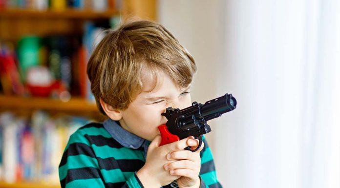 Do Violent Toy Games Make Kids More Violent?