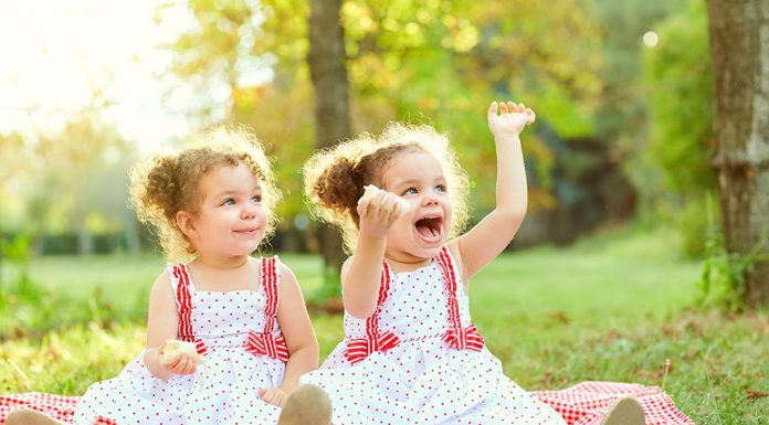 10 things I do for my Twin Toddlers to Stay Happy and Healthy for Life
