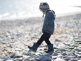 5 Stylish Winter Shoes for Your little Ones