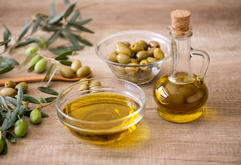 Why use olive oil for baby massage?