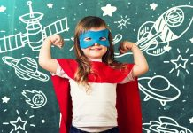surprising effects of superheroes on children