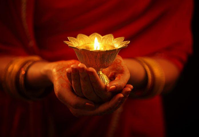 Preparation and Celebration of My Diwali Festival