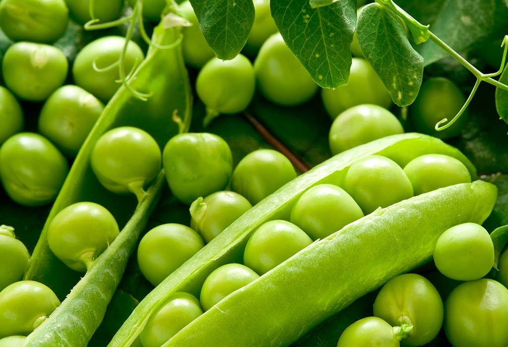 Why green peas are perfect food during pregnancy