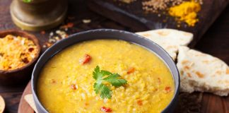 Masoor Dal Vegetable Curry Recipe