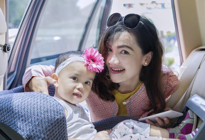Travelling with An Eight-month-old Baby - What to Keep in Mind
