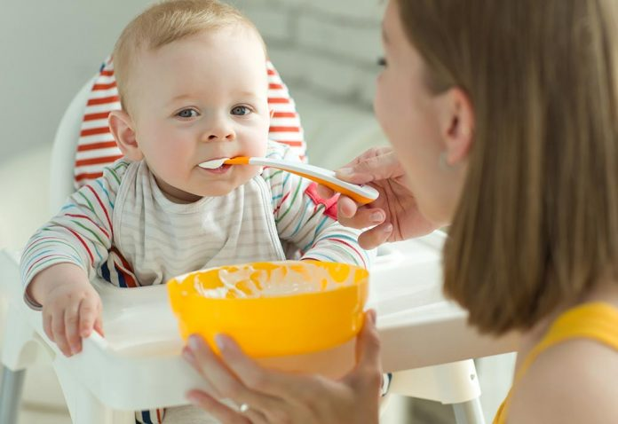 Health Mix Recipe for Babies (from 10 Months to 5 Years)