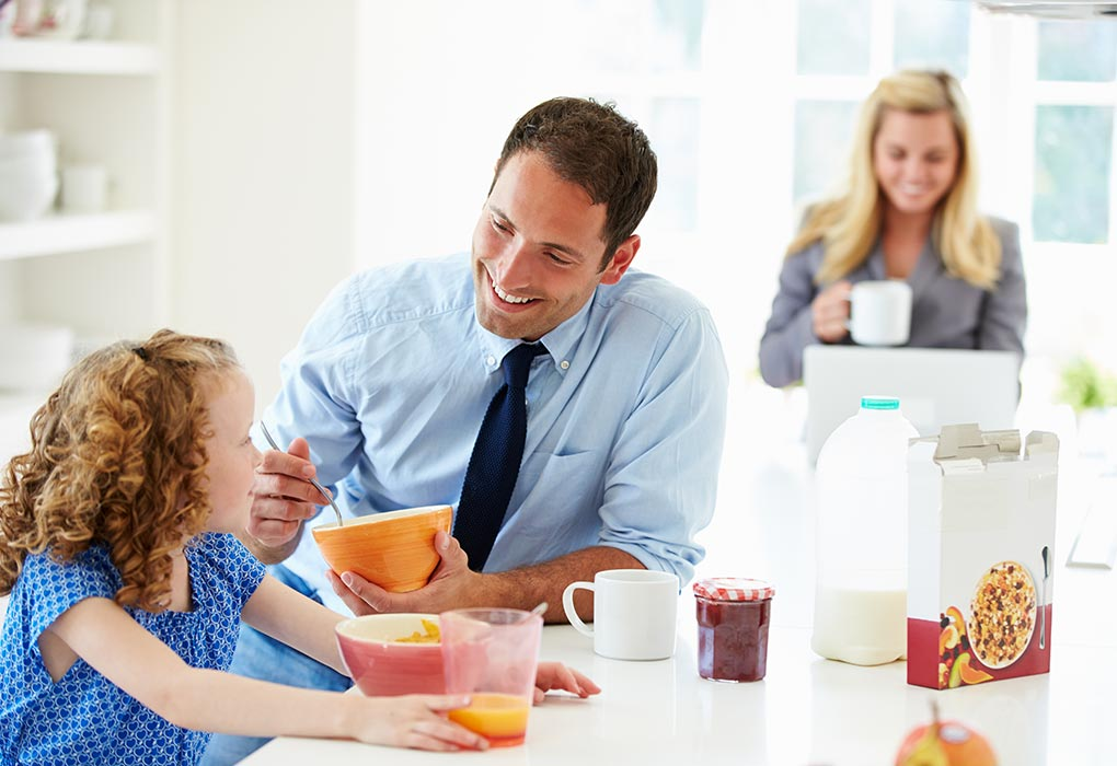 Working parents and child development