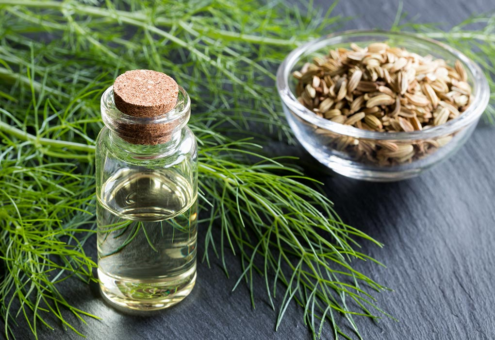 Fennel Oil for Topical Application