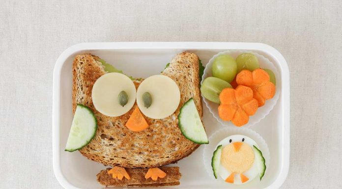 owl sandwich recipe