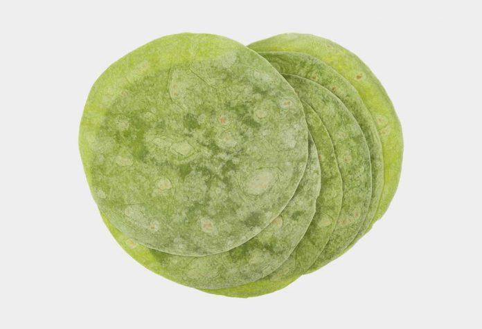 Spinach tortilla Recipe