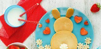 Bunny pancake Recipe
