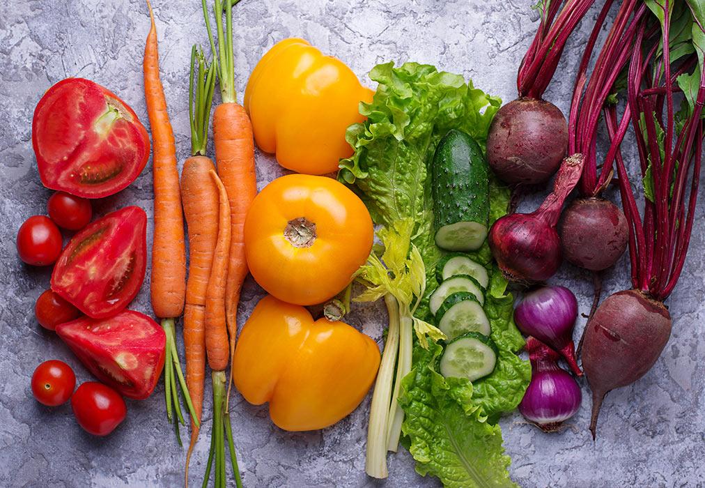 Safe Raw Vegetables during Pregnancy