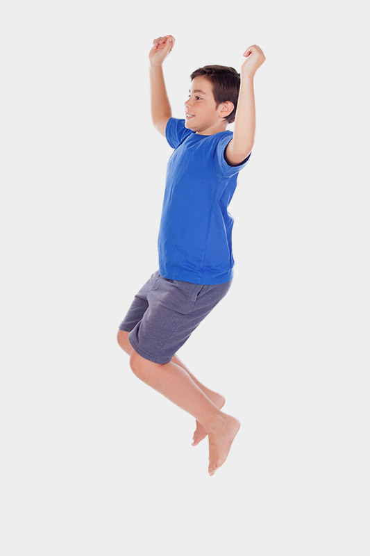 Warm Up Exercise - Jumping Jacks