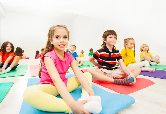 Warm Up Exercise, Activities, and Games for Kids