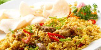 Chicken Mince Rice