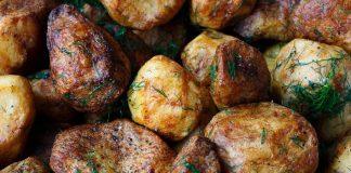 Baked potato mash