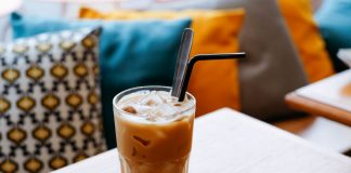 #BlendItUp Iced Coffee