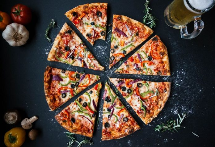 #HealthyEats Pizza