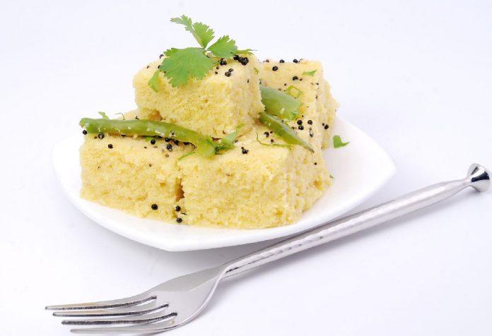 Gujarati Khatta Dhokla