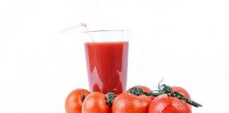 #BlendItUp Tomato Smoothie