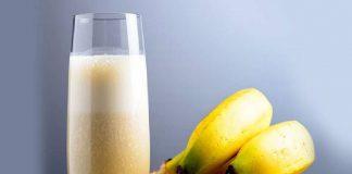 #BlendItUp Banana Milkshake