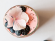 #ConsciousEating101 Berries and Cream Breakfast Smoothie Bowl