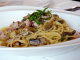 #ItalianLove Spaghetti with Mushrooms