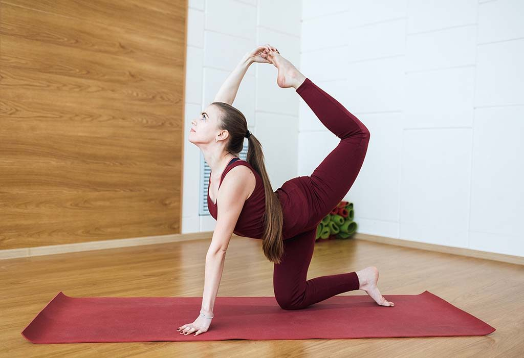 Can Pregnant Women Do Yoga Inversions?