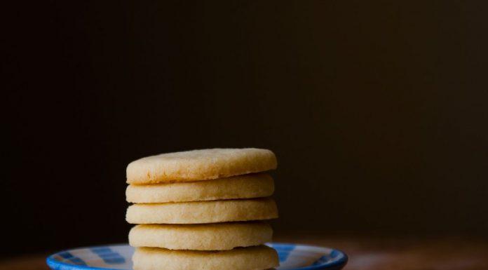 Cumin / Jeera Cookies