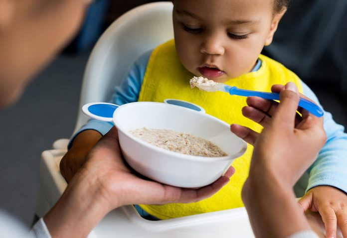 Insufficient Milk? Try This Healthy Recipe for Baby!
