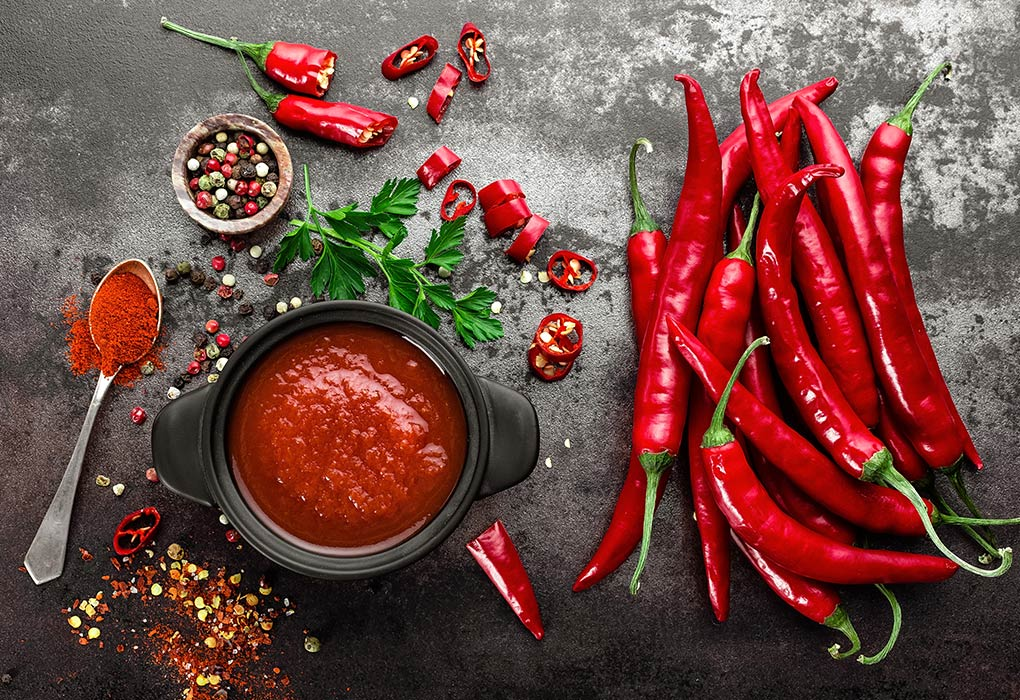 Chillies to stay warm