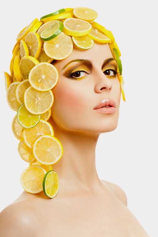 Lemon Hair Mask