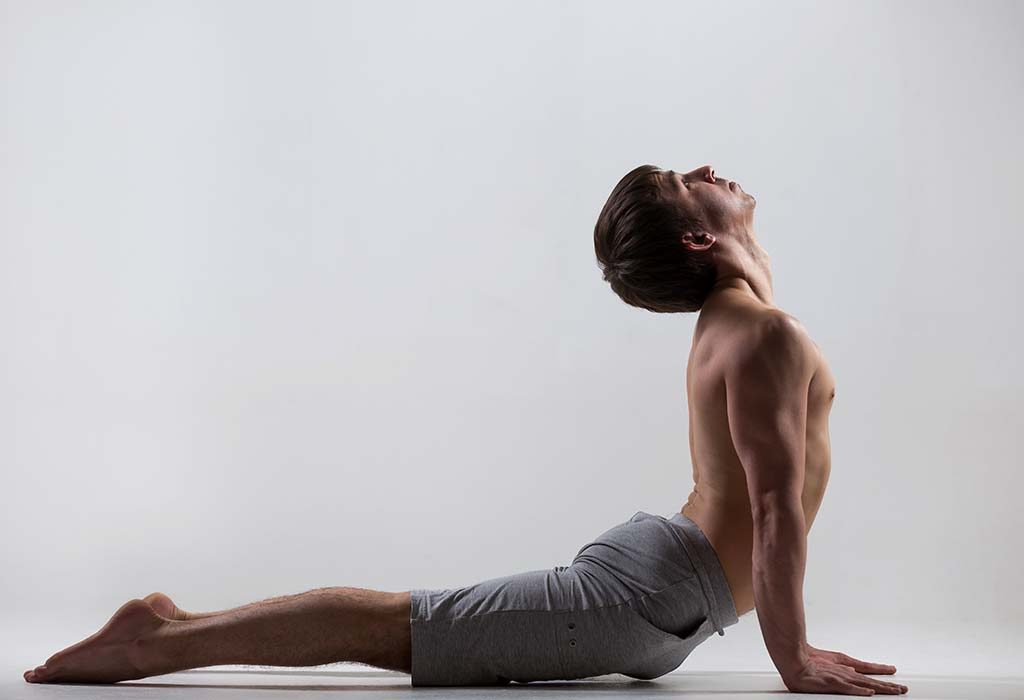 yoga helps in muscle building
